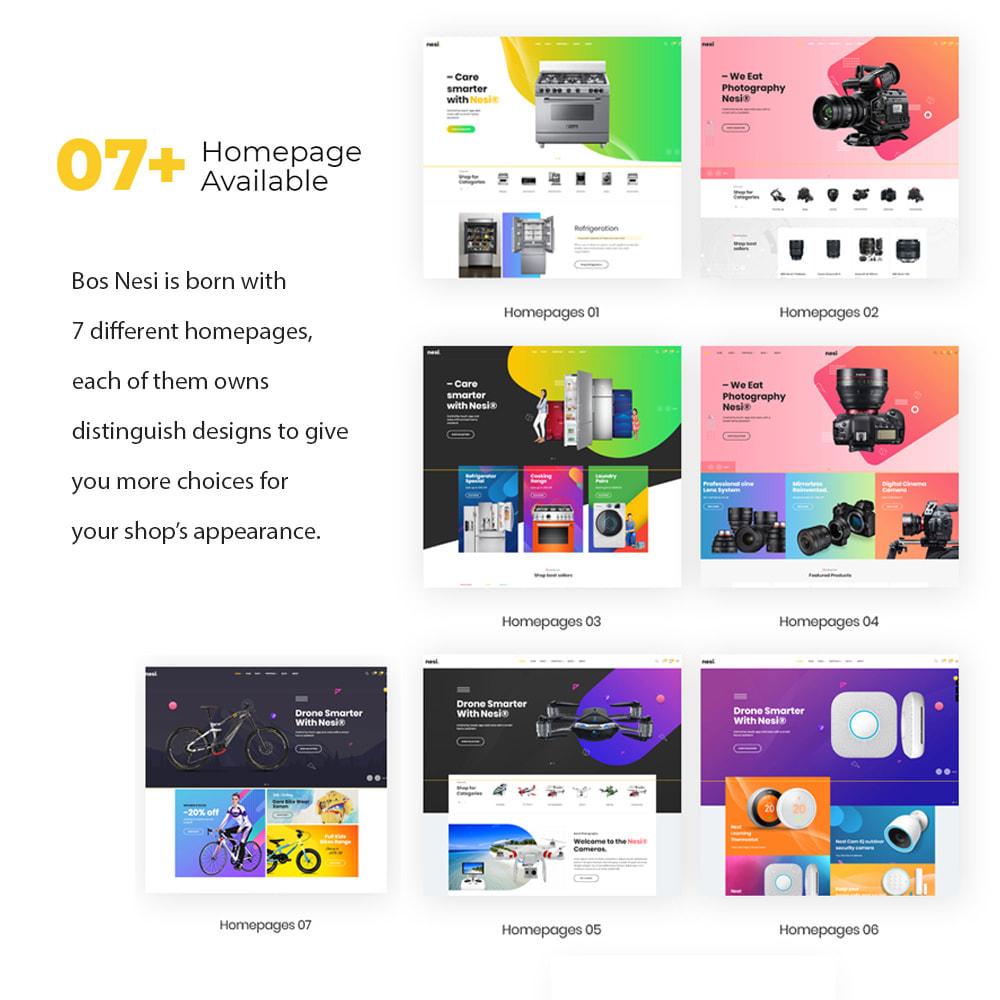 theme - Elektronik & High Tech - Nesi premium multipurpose - 2