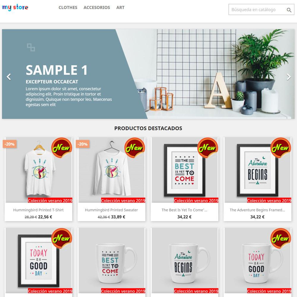 module - Etiquetas y Logos - Pegatinas y etiquetas en los productos - 4
