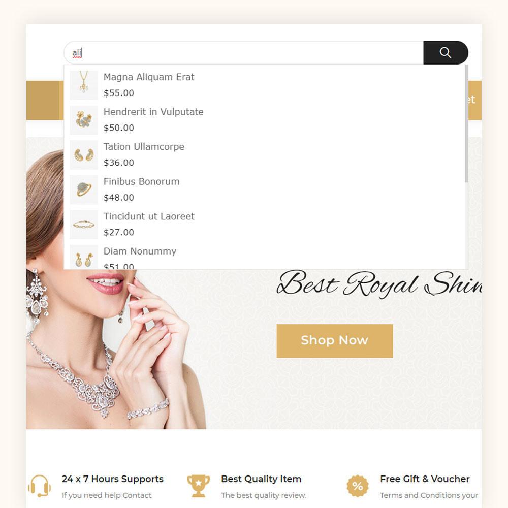 theme - Bijoux & Accessoires - Jwelshine Diamond Store - 3