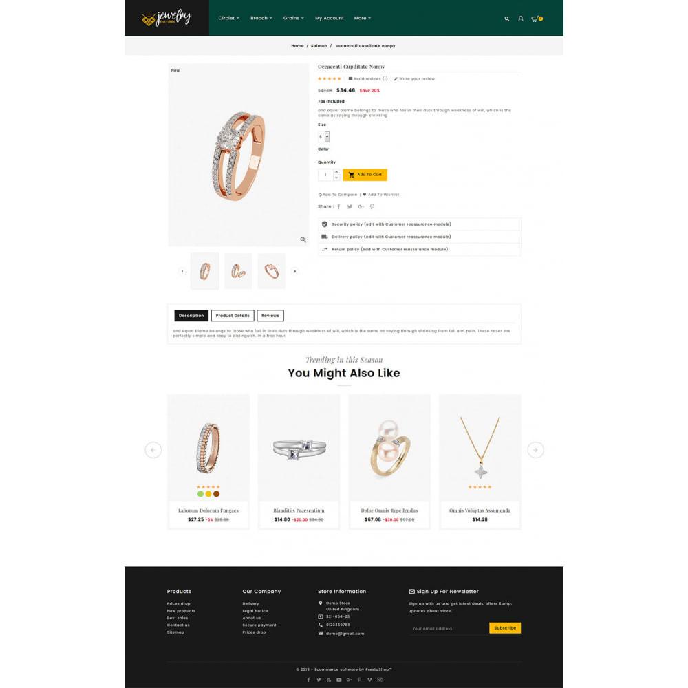 theme - Schmuck & Accesoires - Jewelry - Imitation & Catalog - 5