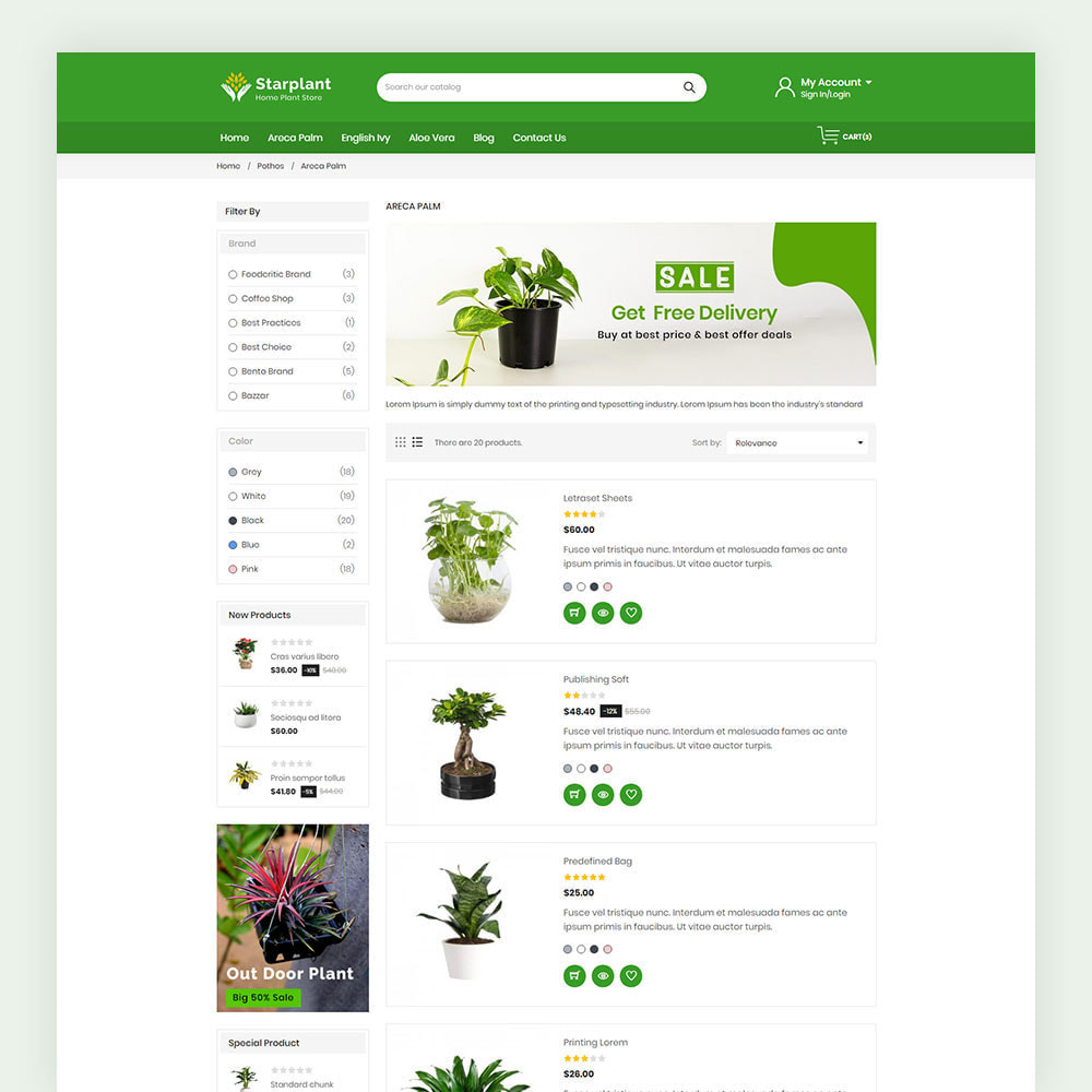theme - Hogar y Jardín - Starplant Plant Store - 6
