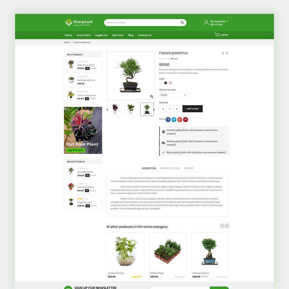 theme - Hogar y Jardín - Starplant Plant Store - 7