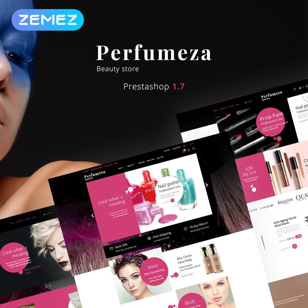 theme - Health & Beauty - Perfumeza - Beauty Store - 1