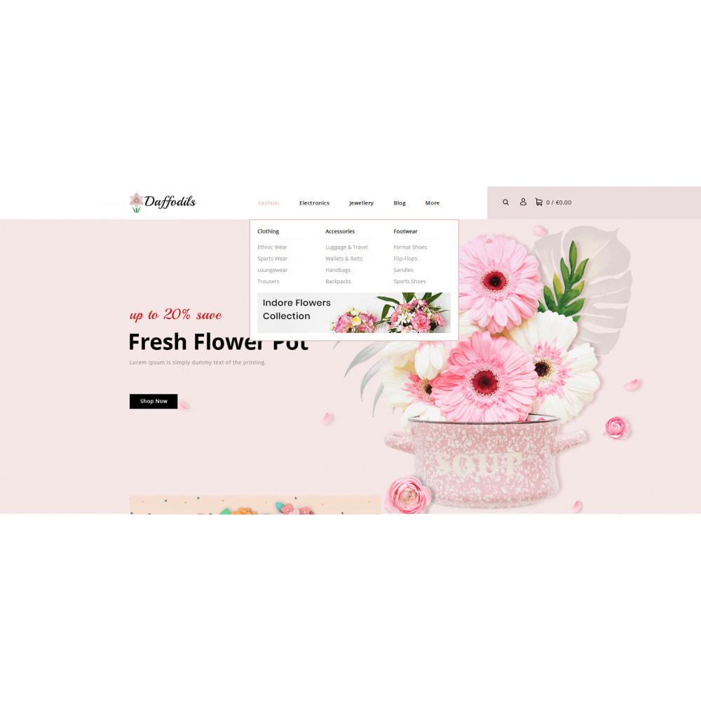 theme - Cadeaus, Bloemen & Gelegenheden - Daffodils - Flowers Store - 8