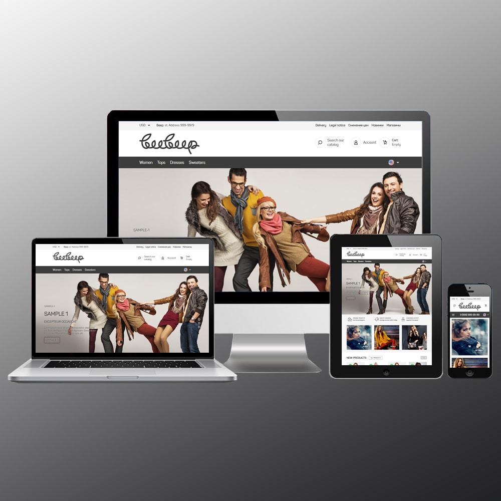 theme - Mode & Schoenen - Beep Clothes Store - 1