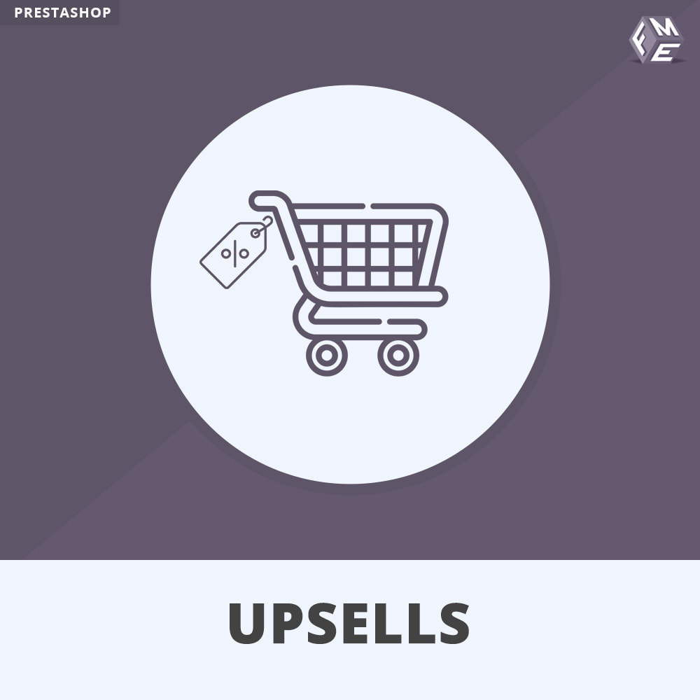 module - Cross-selling & Product Bundles - Upsell Products - Push on Cart - 1