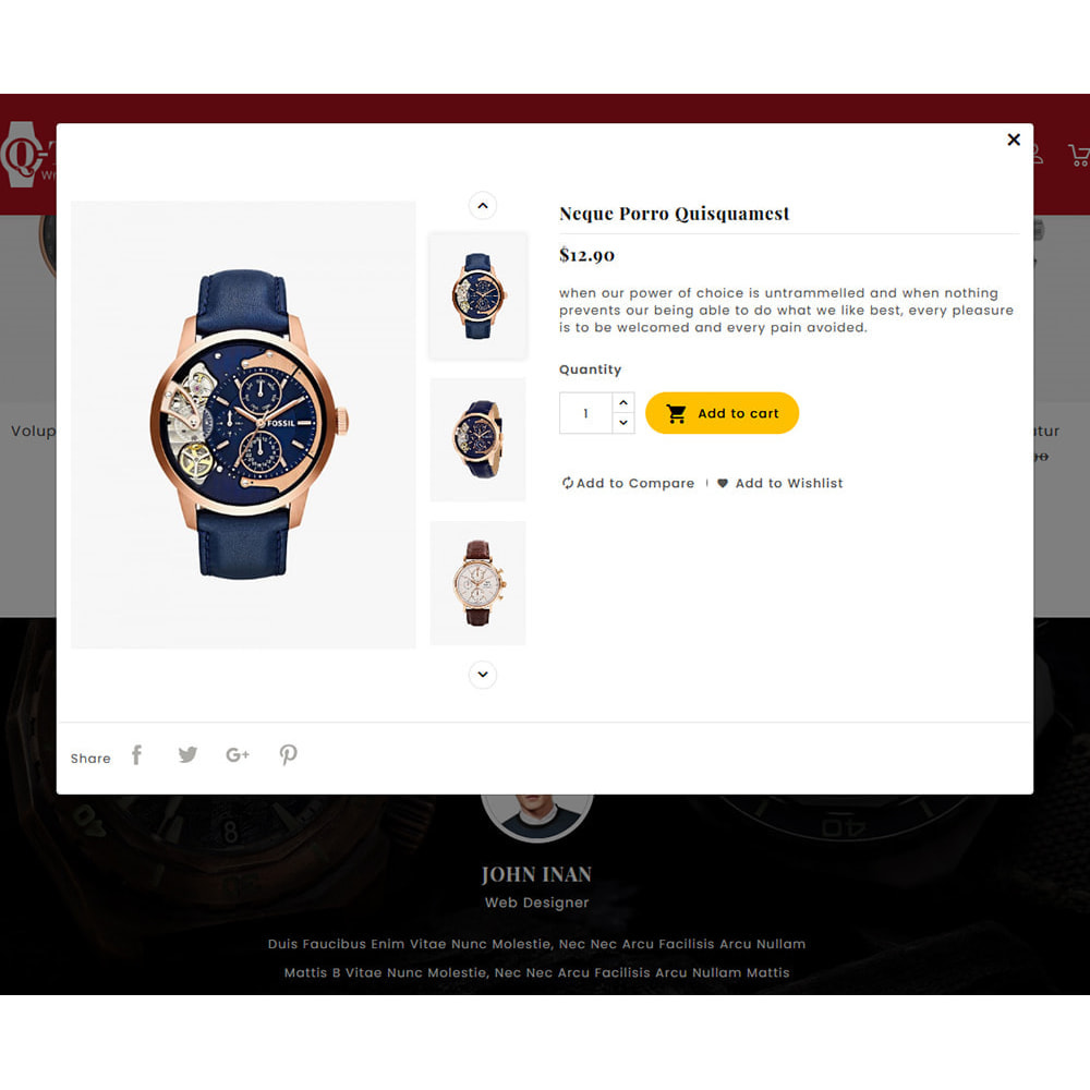 theme - Jewelry & Accessories - Q-Times Watches Store - 8