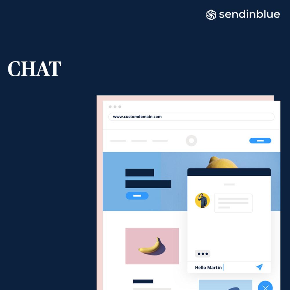 module - Boletim informativo & SMS - Sendinblue - Email Marketing e mais! - 6