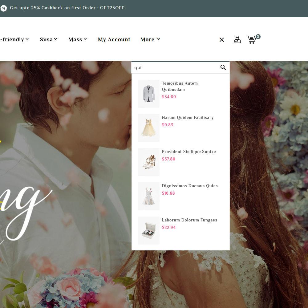 theme - Moda & Obuwie - Sweet Moment - Wedding Shop - 10
