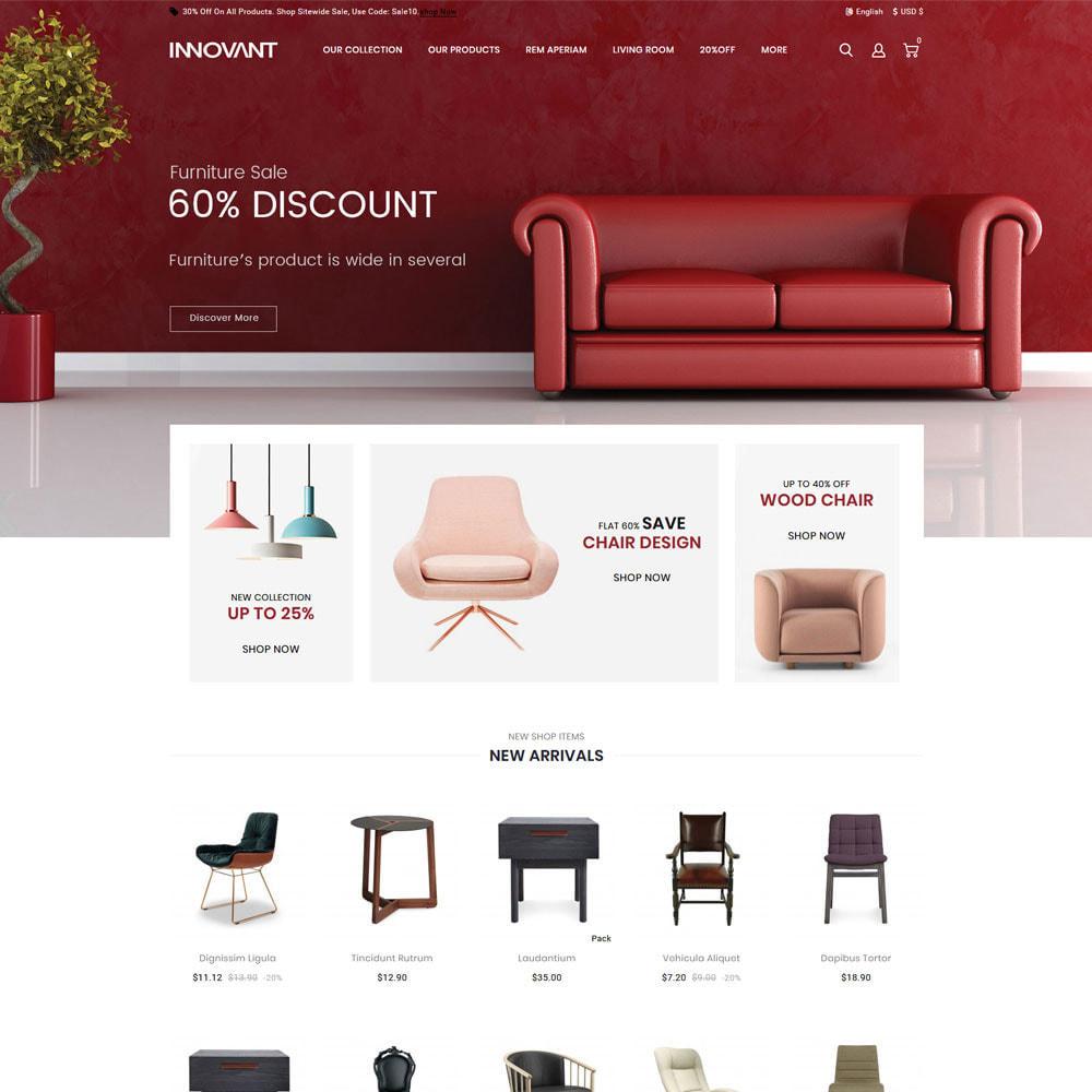 theme - Hogar y Jardín - Innovant - La tienda de muebles - 4