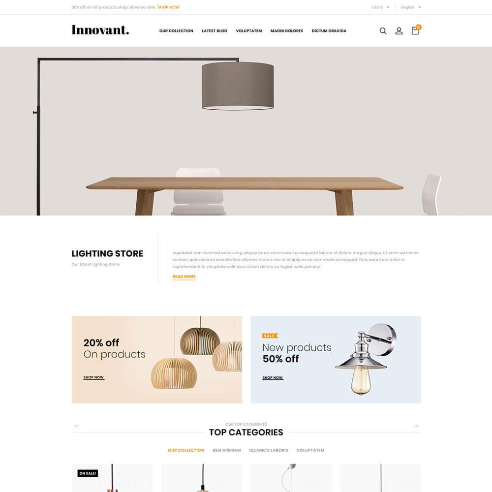 theme - Hogar y Jardín - Innovant - La tienda de muebles - 6