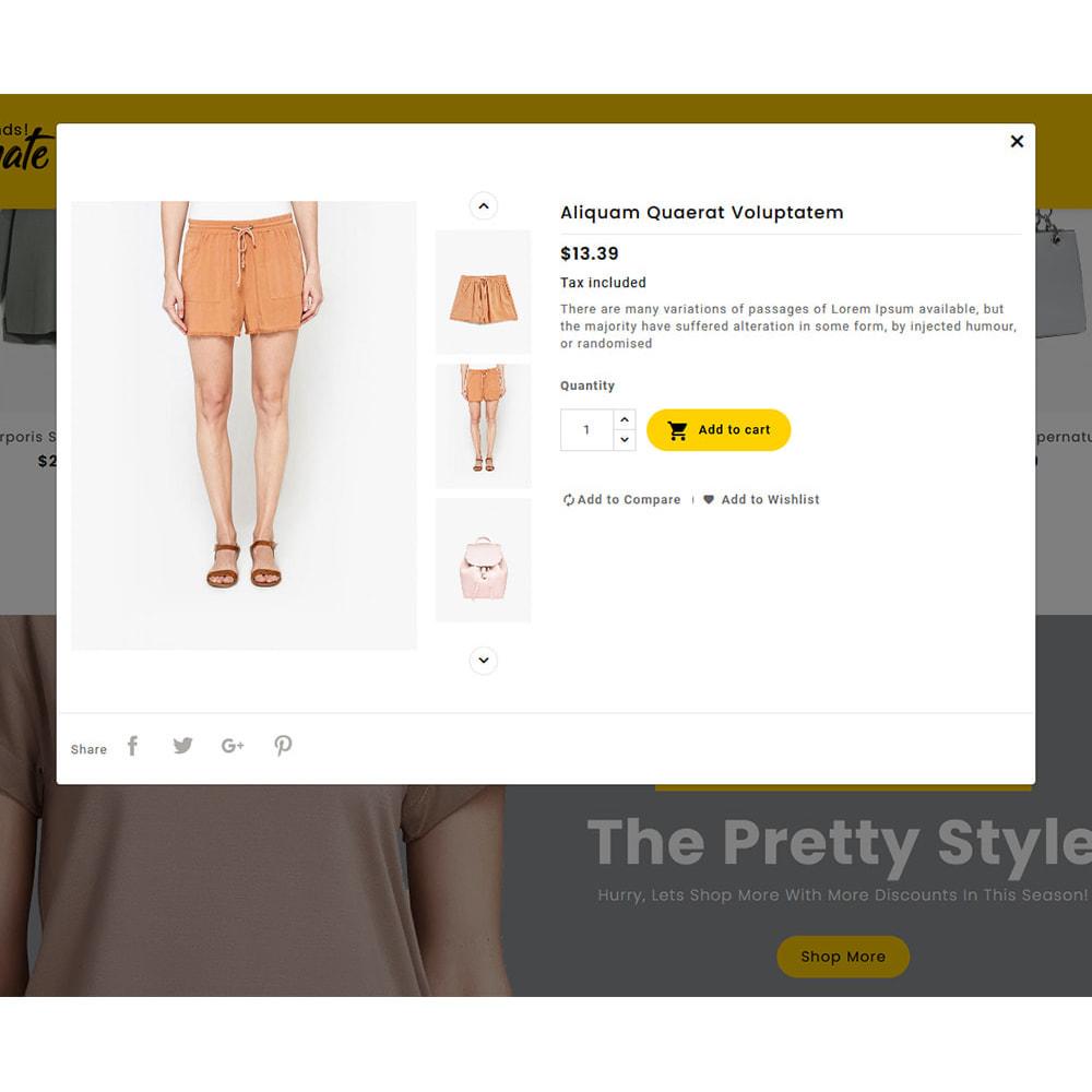 theme - Fashion & Shoes - Fashionate - Clothes & Trends - 8