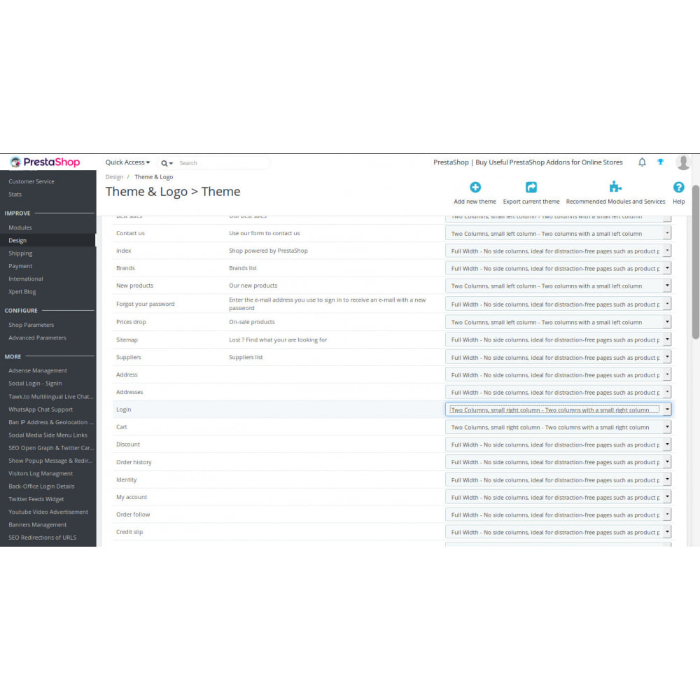 module - Login & Verbinden - Social Login über soziale Netzwerke - 5