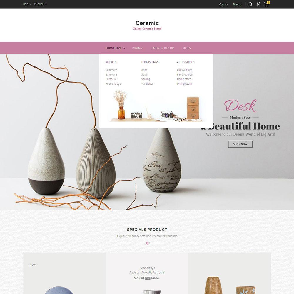 theme - Дом и сад - Ceramic Store - 10