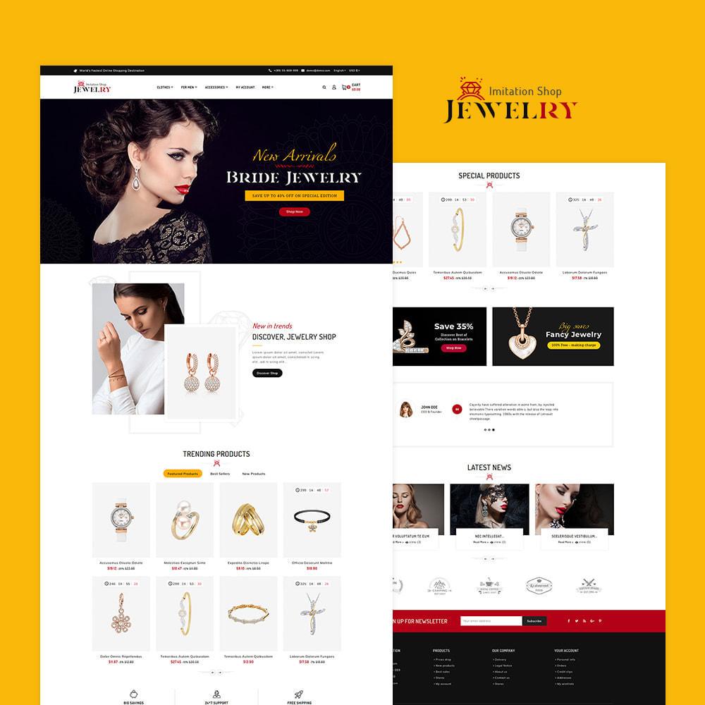 theme - Jewelry & Accessories - Jewelry - Imitation Shop - 2