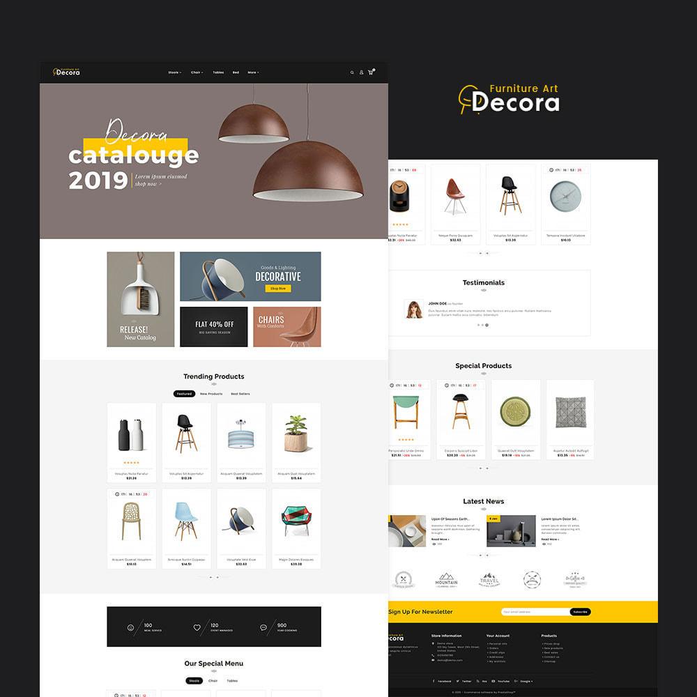 theme - Dom & Ogród - Decora - Furniture Crafts & Art - 2