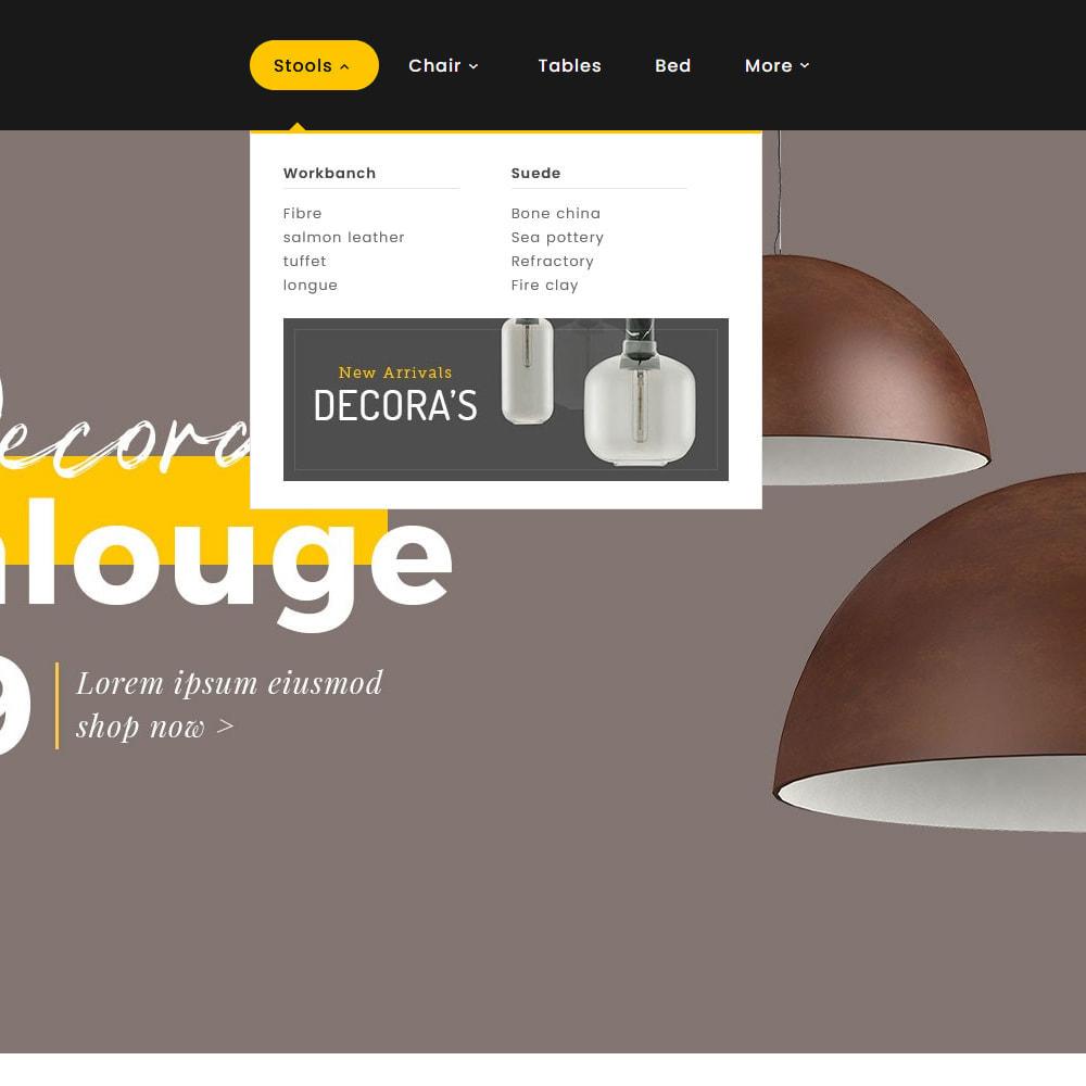 theme - Dom & Ogród - Decora - Furniture Crafts & Art - 9