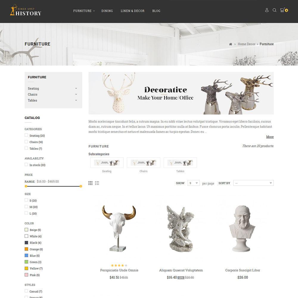 theme - Arte & Cultura - History/Statue Store - 7