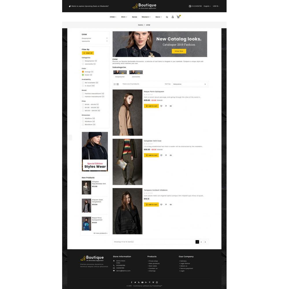 theme - Fashion & Shoes - Boutique Fashion Apparels - 4