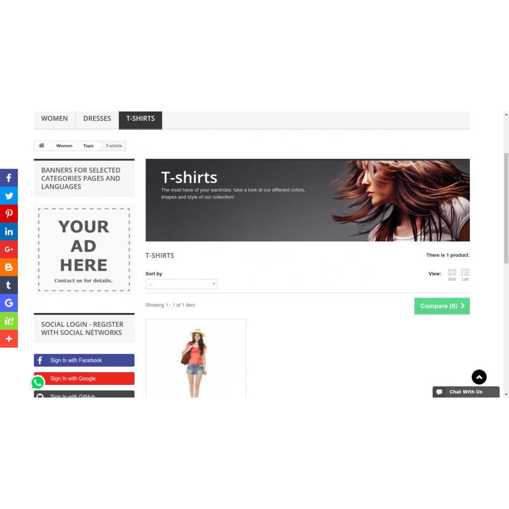 module - Compartir contenidos y Comentarios - AddThis Integration - Compartir contenido social - 1