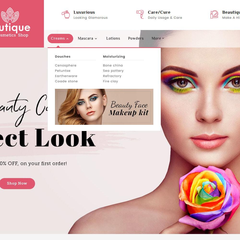 theme - Saúde & Beleza - Beautique Skin Cosmetics - 9
