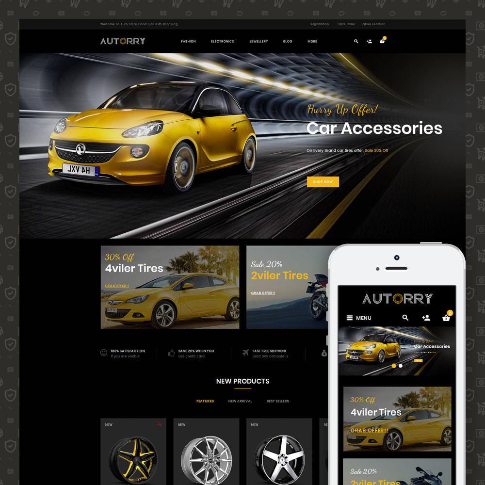 theme - Auto's & Motoren - Autorry - Auto Parts Store - 1