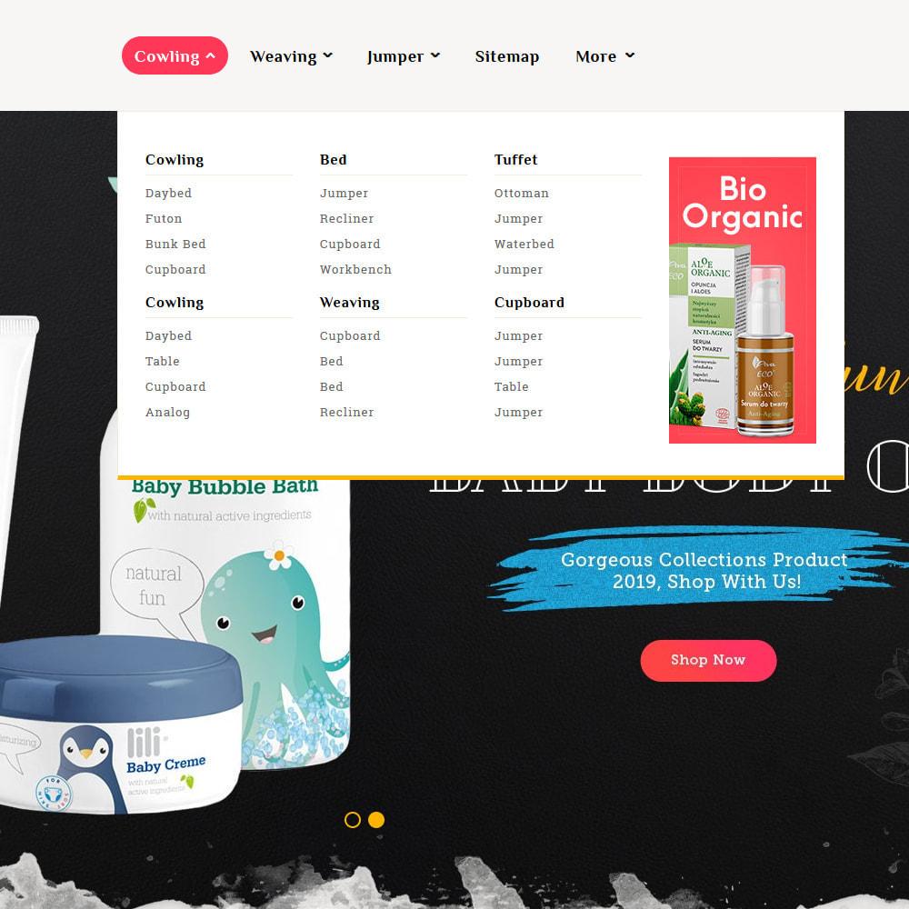 theme - Health & Beauty - Botanical - Beauty Spa Shop - 9