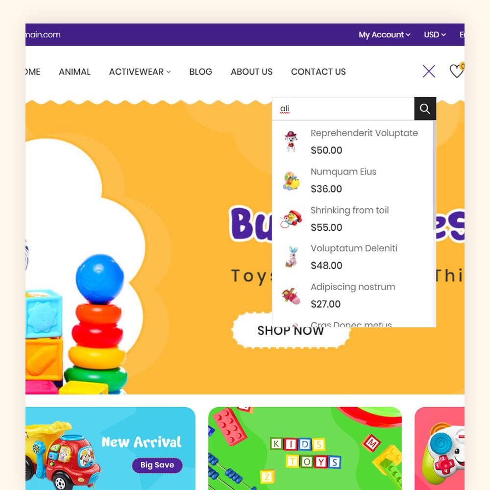 theme - Kinderen & Speelgoed - Toyoza Toy Store - 3