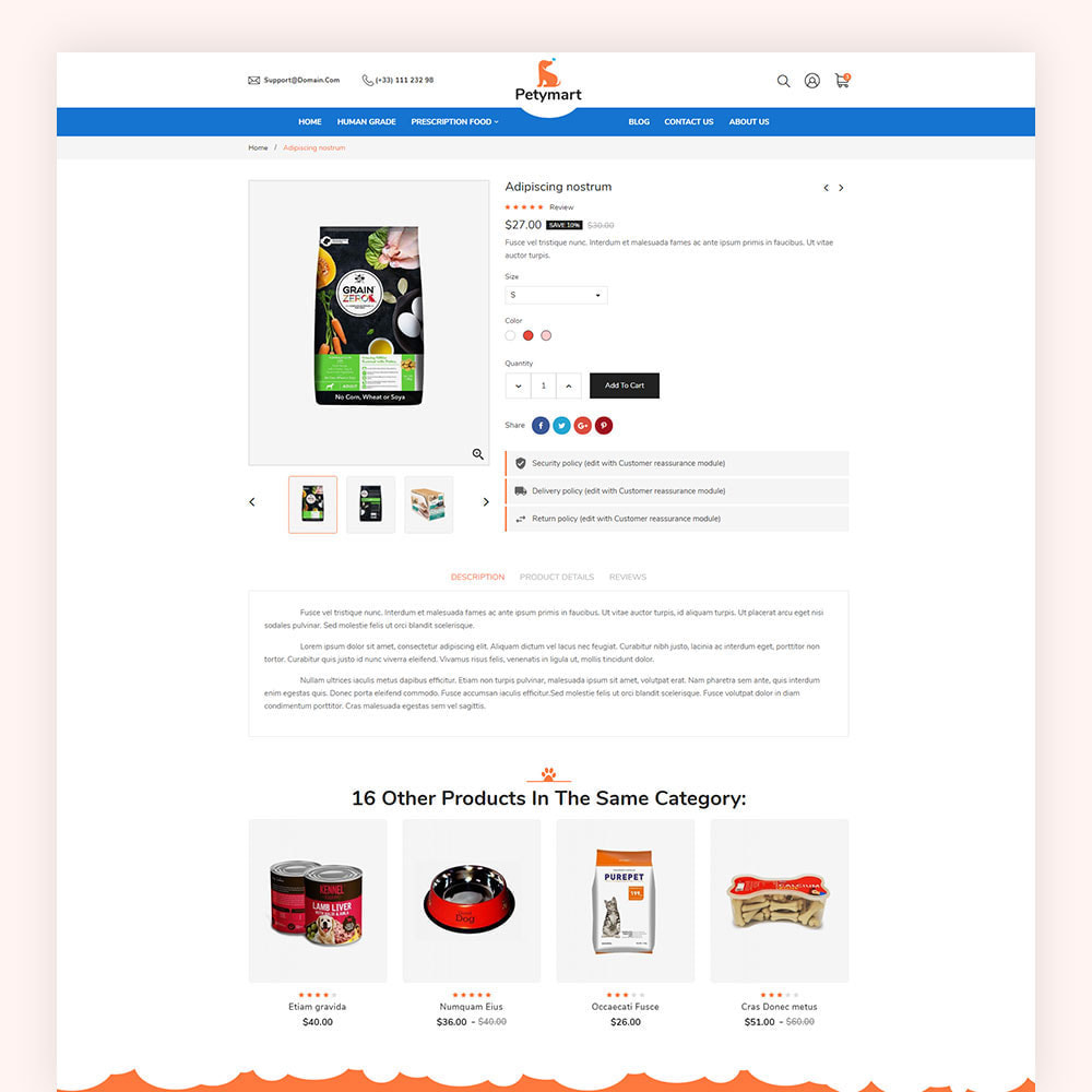 theme - Animaux - Petymart Pet Store - 8