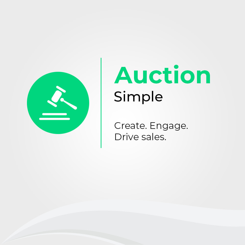 module - Auction Site - Auction Simple - 1