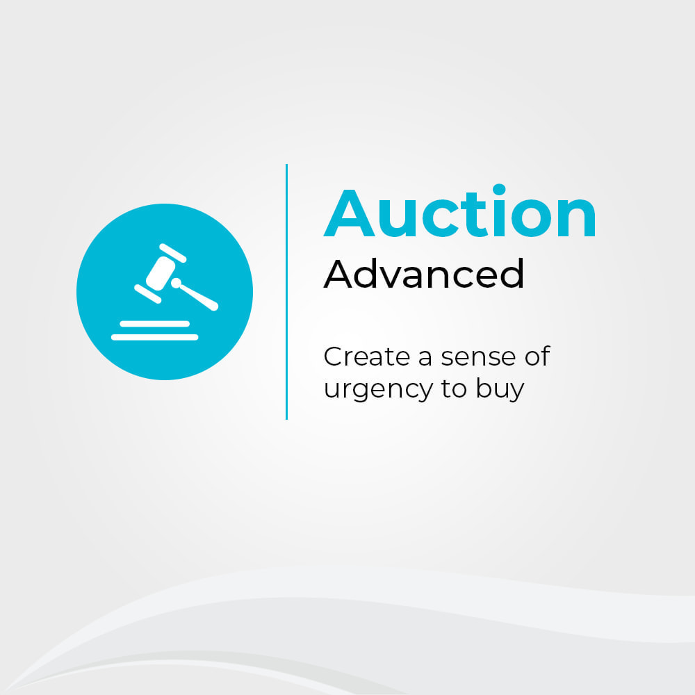 module - Auction Site - Auction Advanced - 1