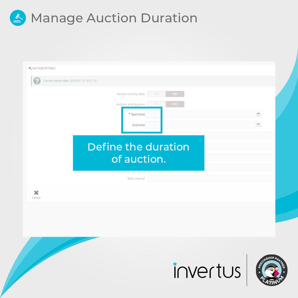 module - Auction Site - Auction Advanced - 5
