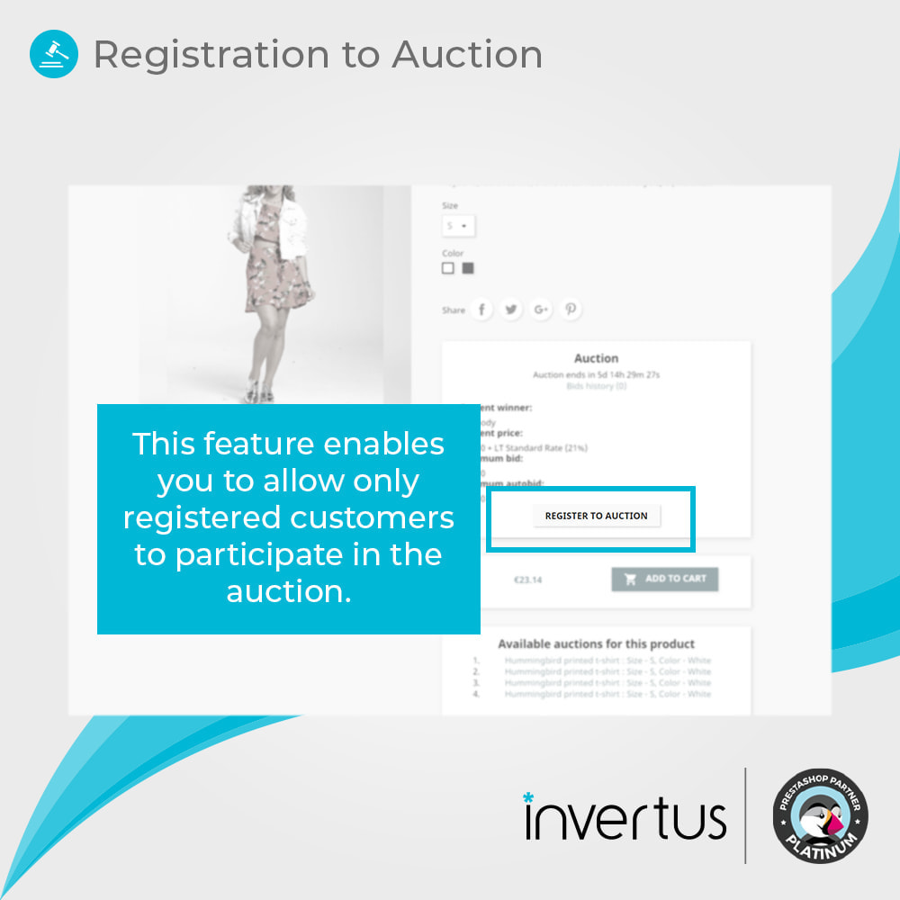 module - Auction Site - Auction Advanced - 11