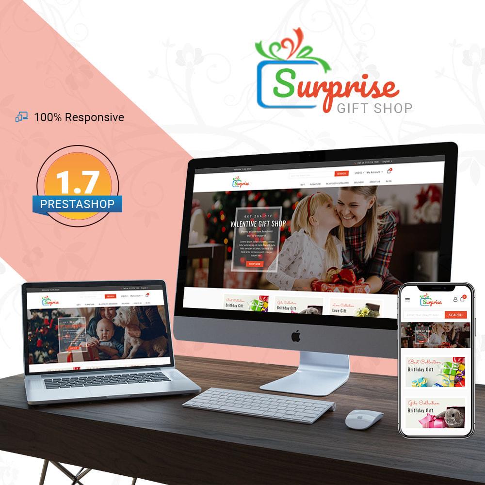 theme - Подарки, Цветы и праздничные товары - Surprise - Gift Store - 1