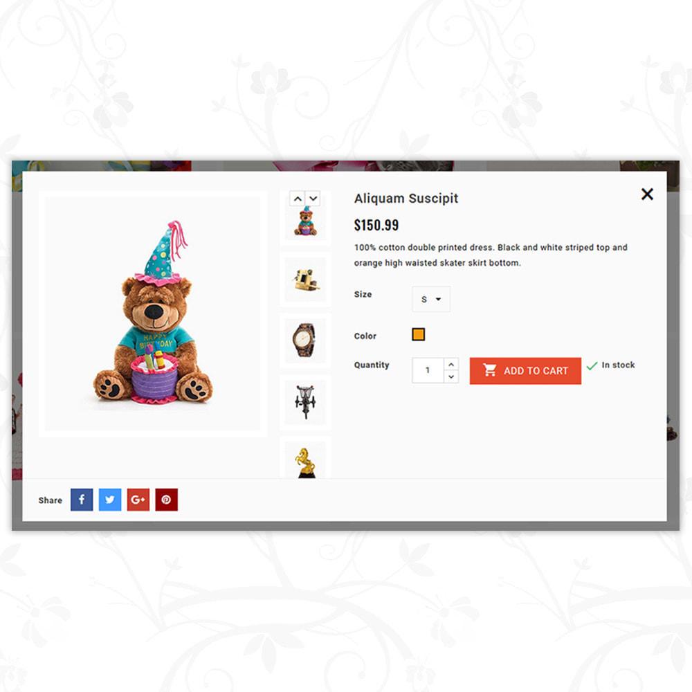 theme - Подарки, Цветы и праздничные товары - Surprise - Gift Store - 8