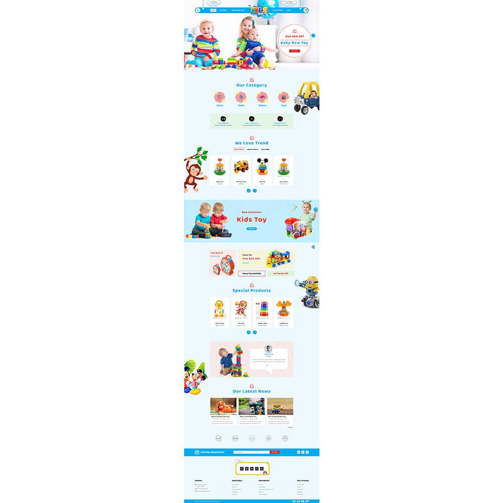 theme - Zabawki & Artykuły dziecięce - Kidz Baby–Toys Children–Kids Store - 2