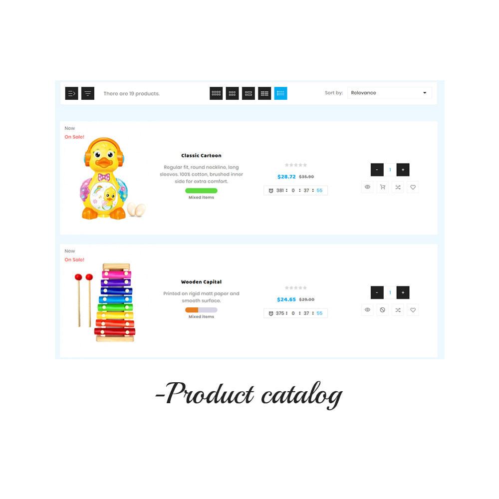 theme - Zabawki & Artykuły dziecięce - Kidz Baby–Toys Children–Kids Store - 11