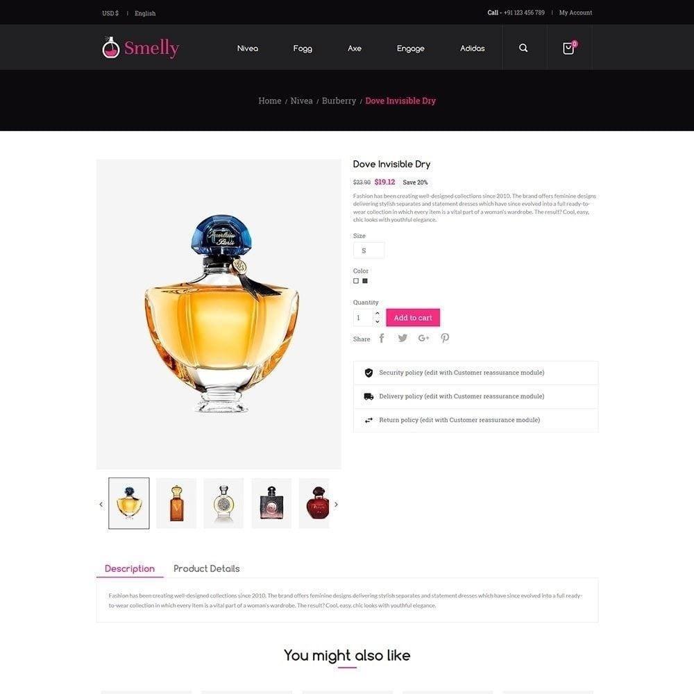 theme - Mode & Chaussures - Smelly Parfum - Magasin de mode - 6