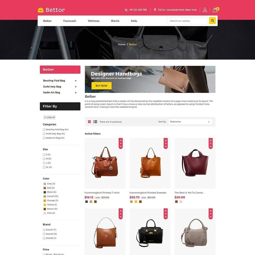theme - Mode & Schoenen - Bettor Bag - Mode - 4