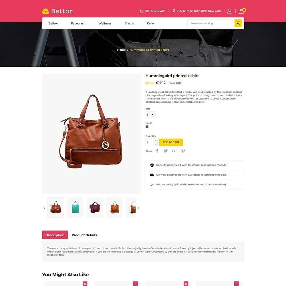 theme - Mode & Schoenen - Bettor Bag - Mode - 6