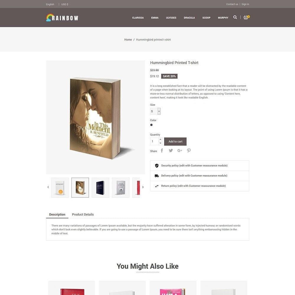 theme - Искусство и Культура - Rainbow Book - Магазин электронных книг - 6