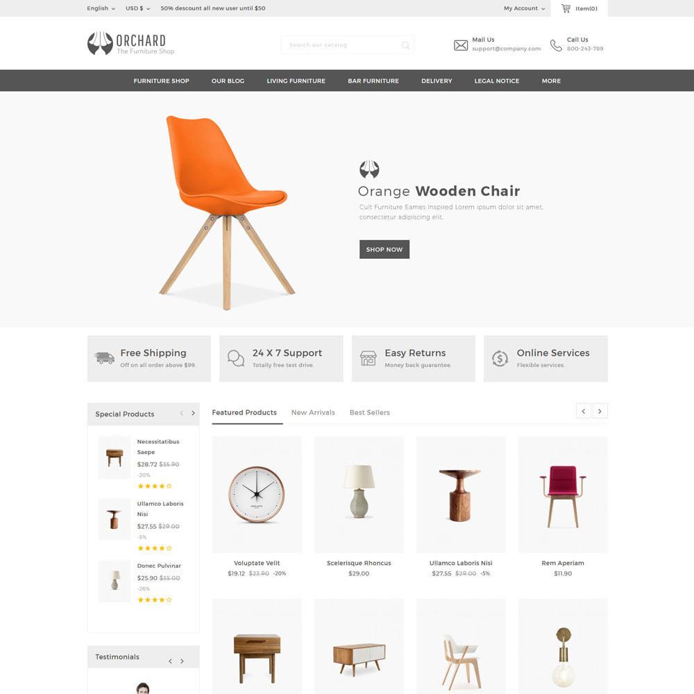 theme - Maison & Jardin - Orchard - Le magasin de bois - 4