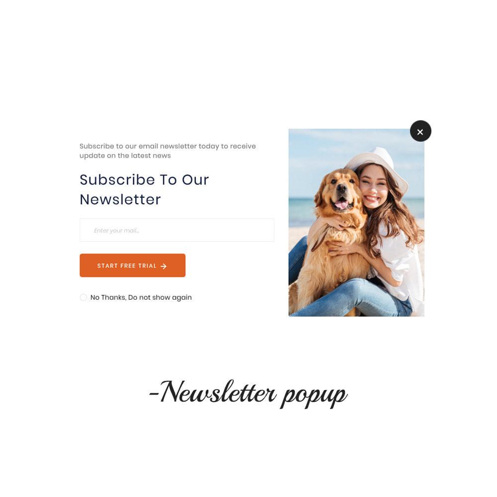 theme - Animales y Mascotas - Pets Shop – Special Animals Pets Store - 10