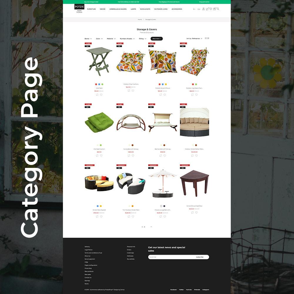theme - Hogar y Jardín - Potzie - Garden Furniture - 5