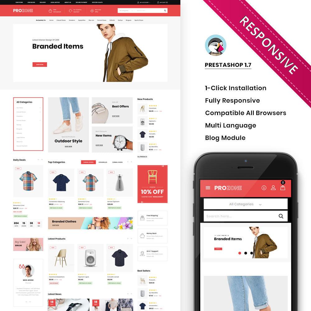 theme - Mode & Schuhe - Prozone - The Fashion Store - 1