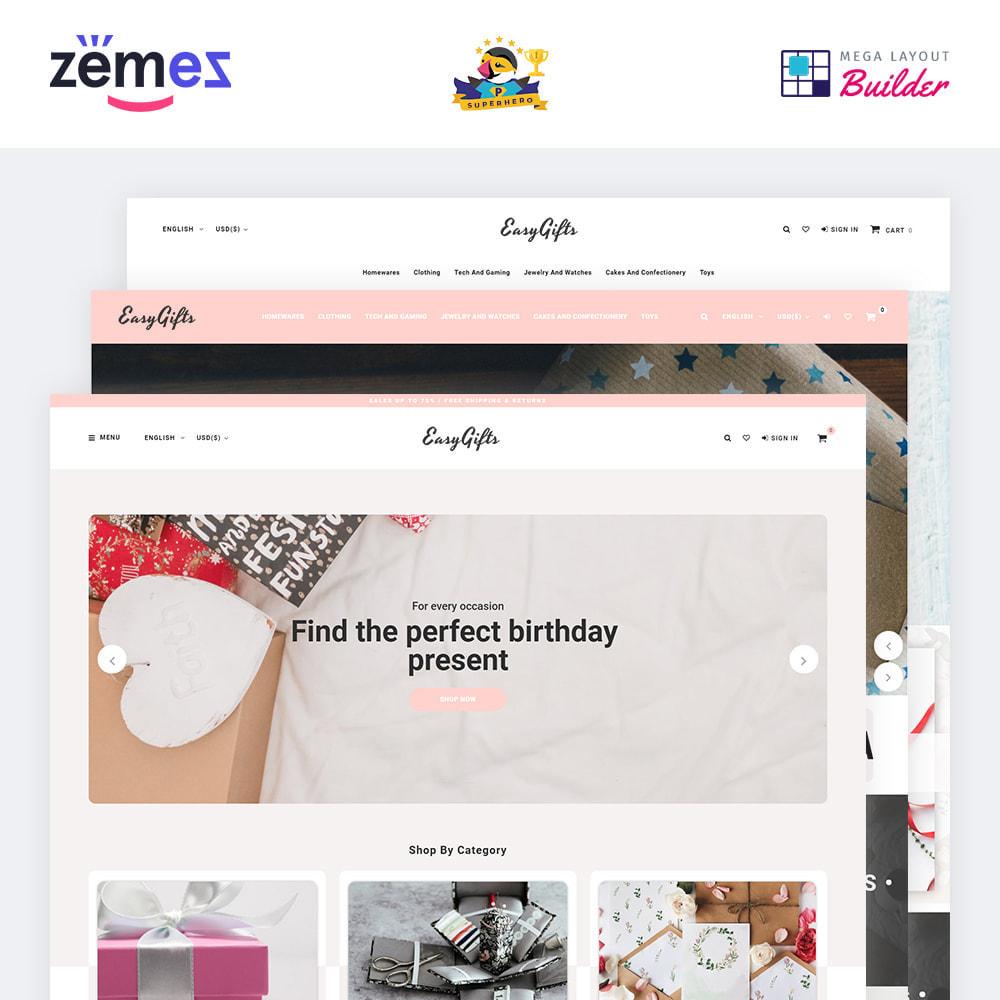 theme - Cadeaux, Fleurs et Fêtes - EasyGifts - Giftware Store - 2