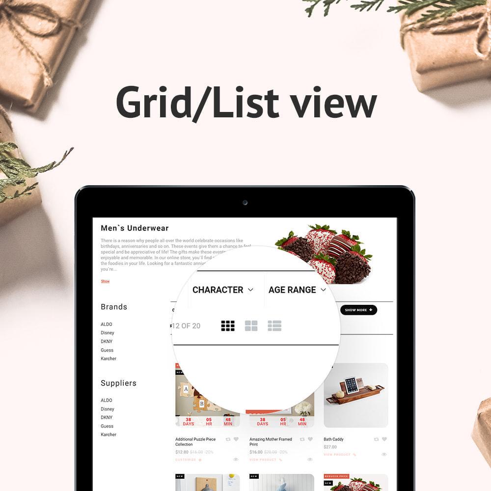 theme - Regalos, Flores y Celebraciones - EasyGifts - Giftware Store - 7