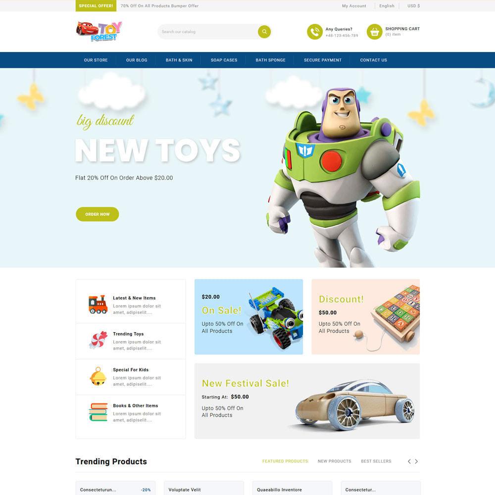 theme - Enfants & Jouets - ToyForest - Le Kid Store - 6