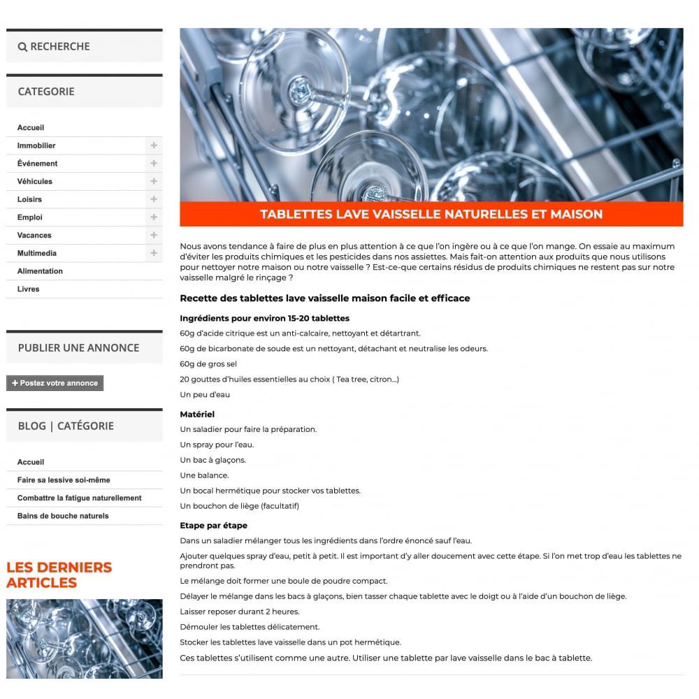 module - Blog, Forum & Actualités - Presta Blog - 3