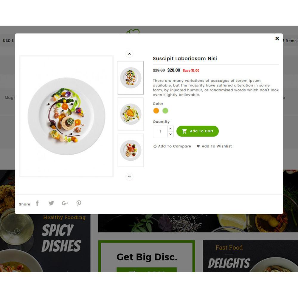 theme - Lebensmittel & Restaurants - Gusto Food - Restaurant Dishes - 8